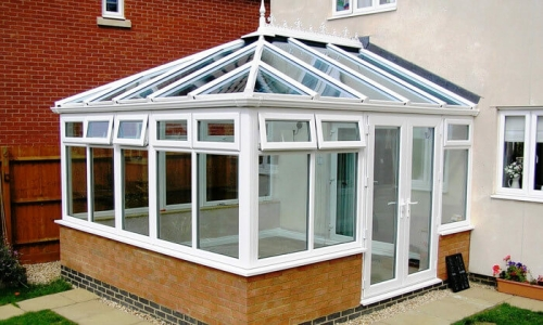 Edwardian Orangery Conservatories