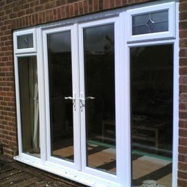Why Fit French Patio Doors Instead of Sliding Doors?